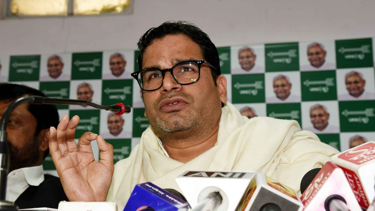 Prashant Kishor questions Nitish Kumar and BJP's development model in Bihar