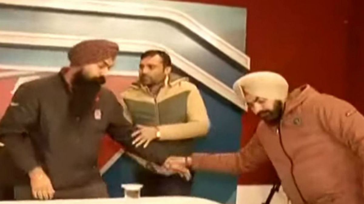 WATCH: Killer confesses crime on live programme in Chandigarh, cops arrest him  mid-interview