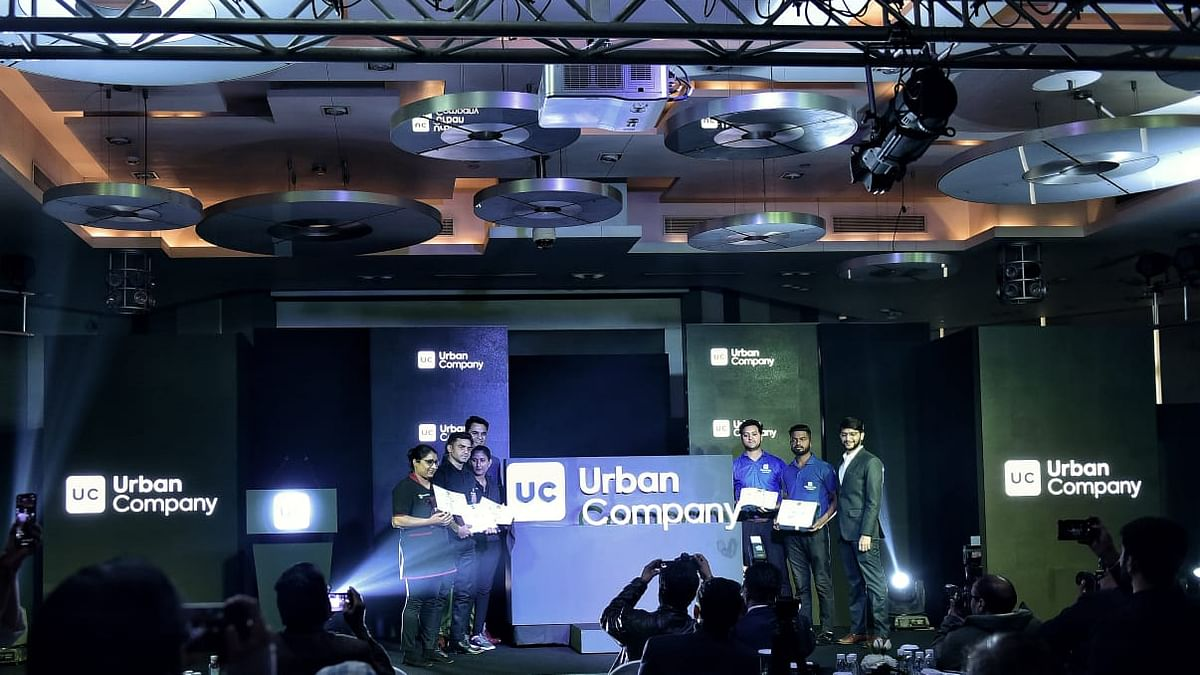 Urban Clap rebrands itself as 'Urban Company'
