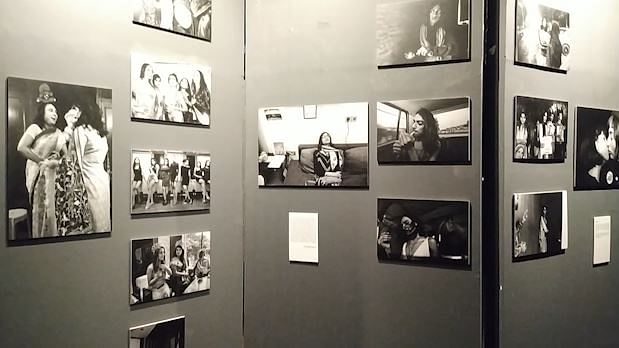 Young and talented exhibit their creative photography exhibition in IHC, Delhi