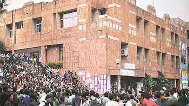 Biometric systems, CCTVs at JNU's server room not vandalised in first week of January, reveals RTI reply