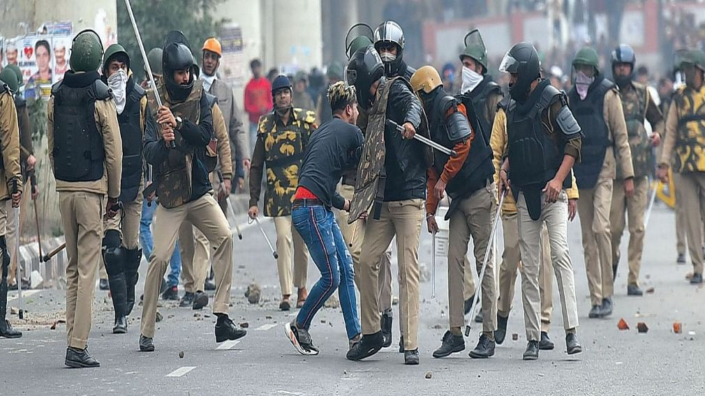How communal, brutal, unfriendly, incompetent or corrupt are the police ?