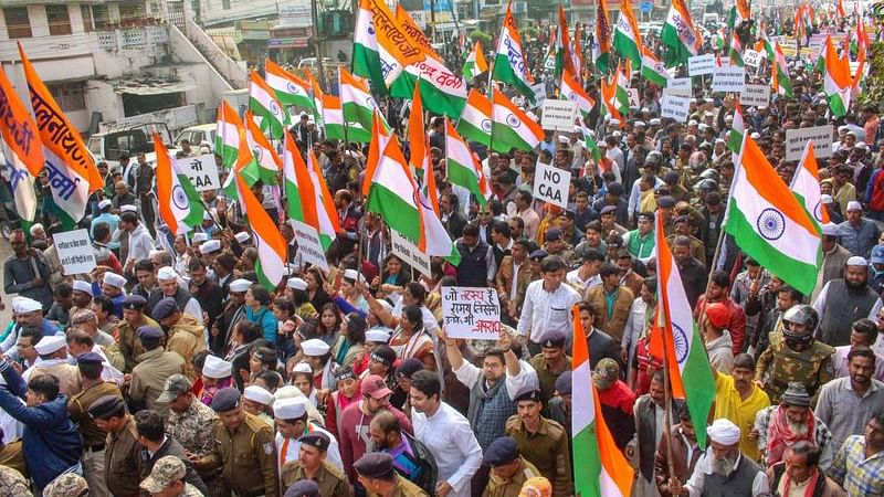 2 members of Hindu fringe group arrested for teenager's murder in Patna during anti-Citizenship Act  protests