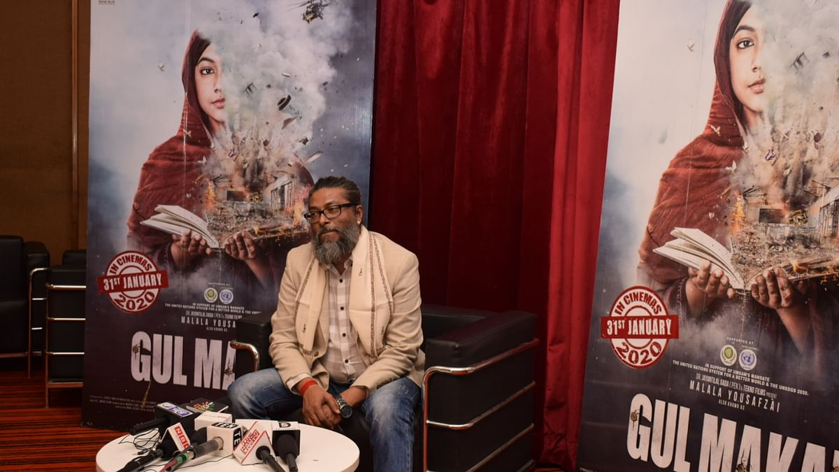CAA is not 'Citizenship Amendment Act' but 'Citizen Abhorrent Act': 'Gul Makai' director Amjad Khan