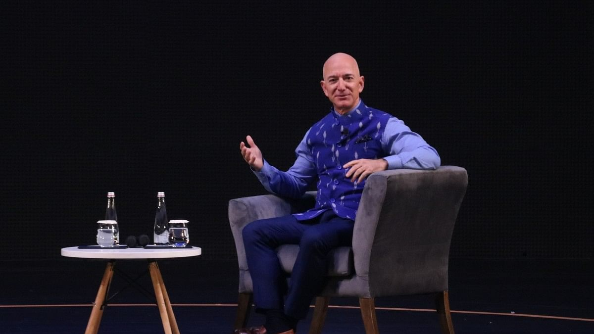 Amazon CEO can't promise workers don't see third party seller data