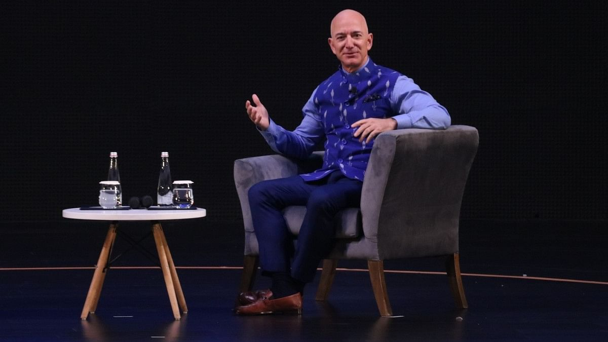 Amazon CEO Jeff Bezos (Photo Courtesy: Social Media)