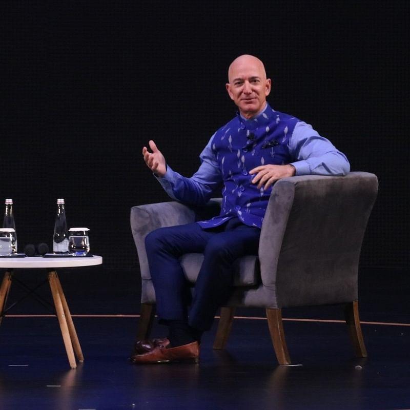 Amazon CEO Jeff Bezos (Photo Courtesy: Social Media)