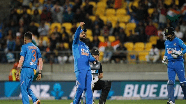 India beat New Zealand again via Super Over to take 4-0 lead in series