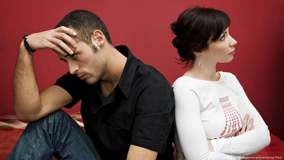 Why we run away from relationships