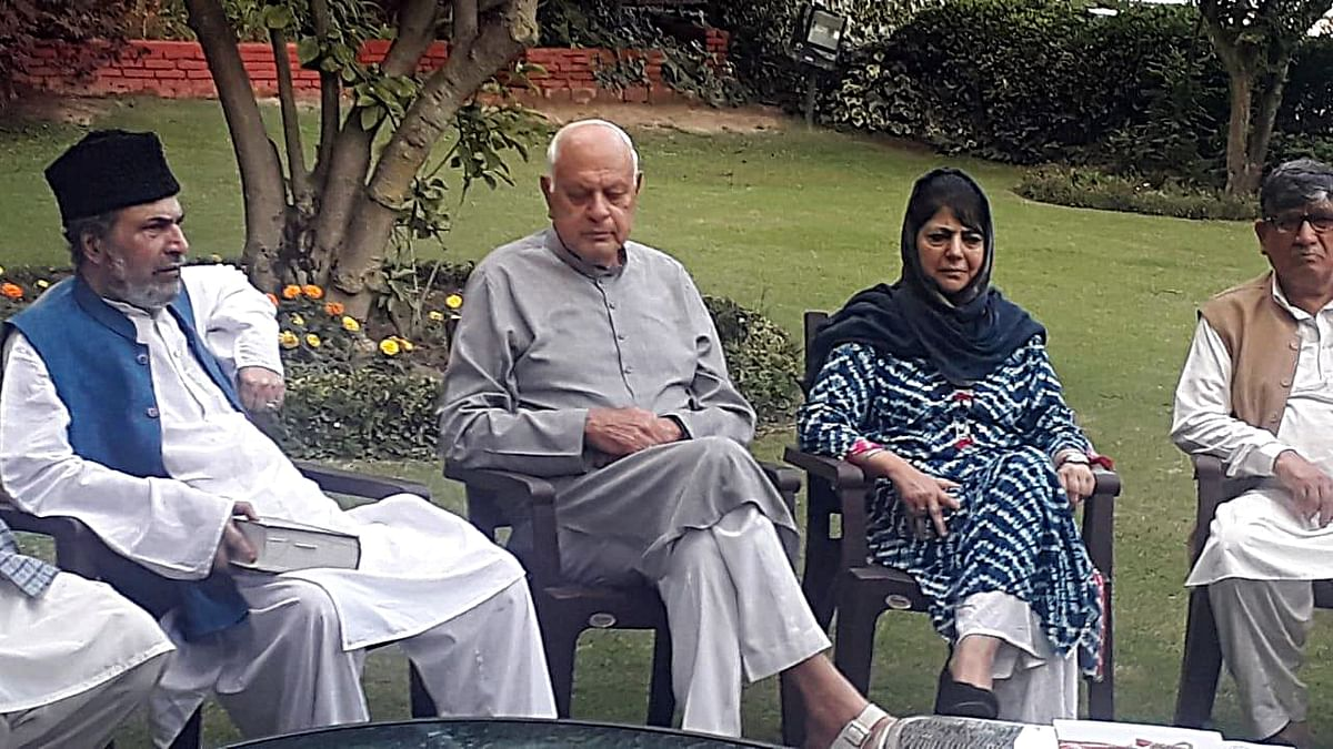 All eyes on PM Modi's all-party meeting with J&K leaders to be held tomorrow