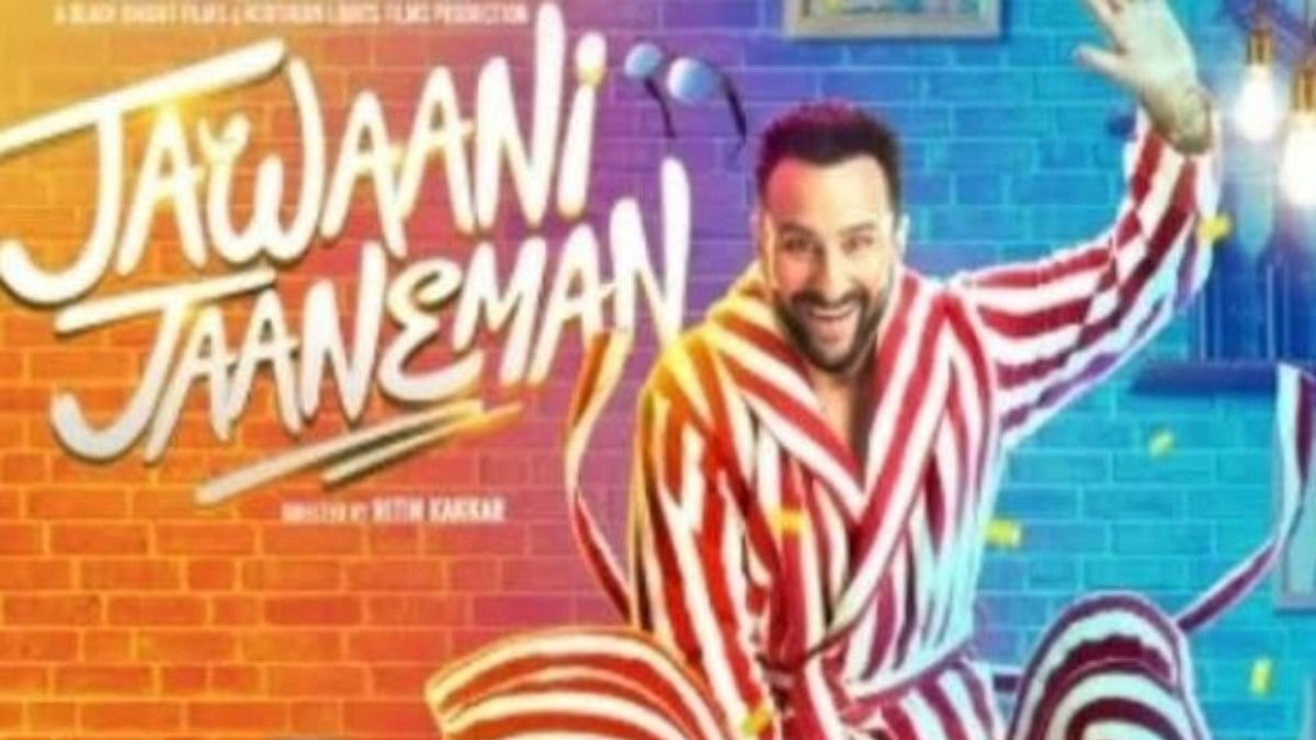 Jawani Jaaneman makes you happy to be alive