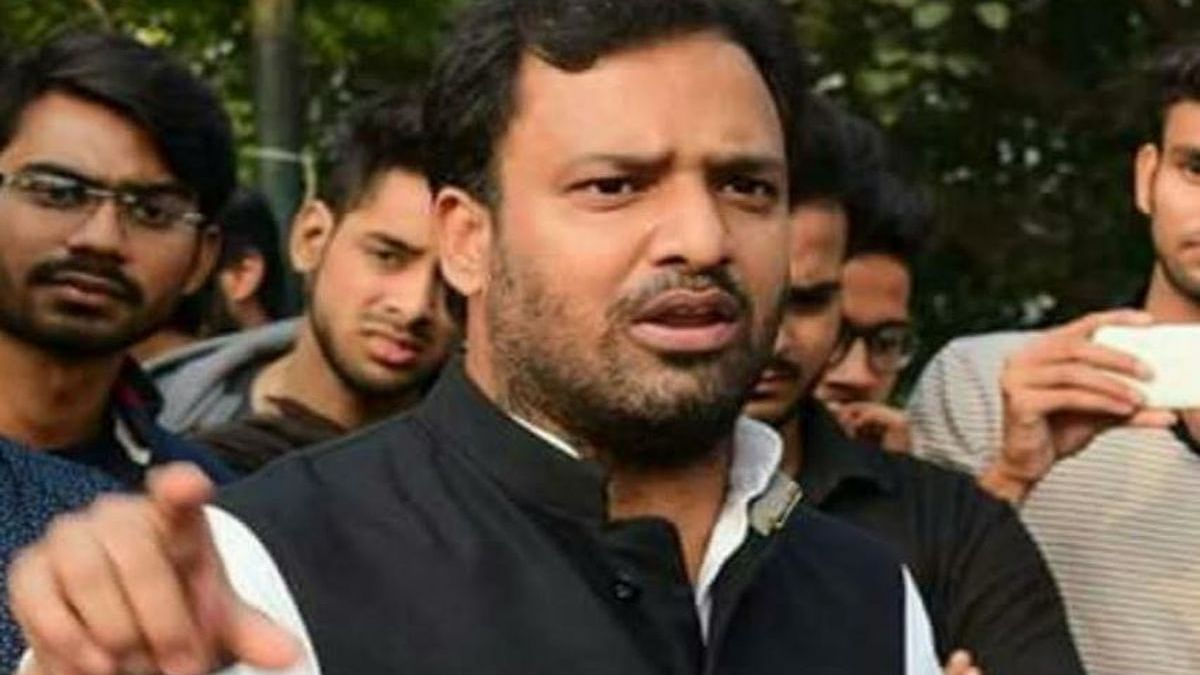 Congress appoints Shahnawaz Alam as chief of UP-minority cell