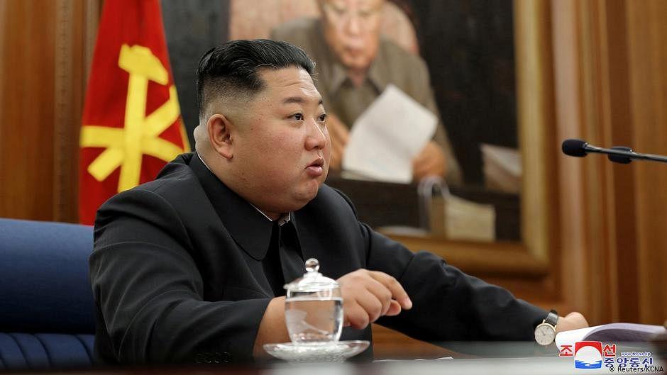 North Korea leader Kim Jong Un (File Photo)