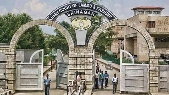 J-K HC withdraws notification for filling up district court vacancies on pan-India basis