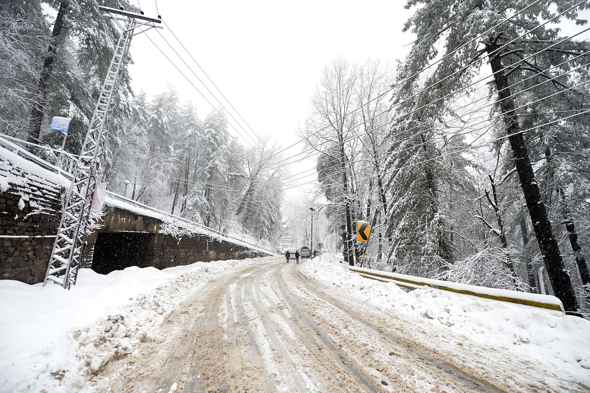 LIVE News Updates: Budgam Police rescue 16 people stuck in heavy winds and snowfall at Nagbal Yousmarg