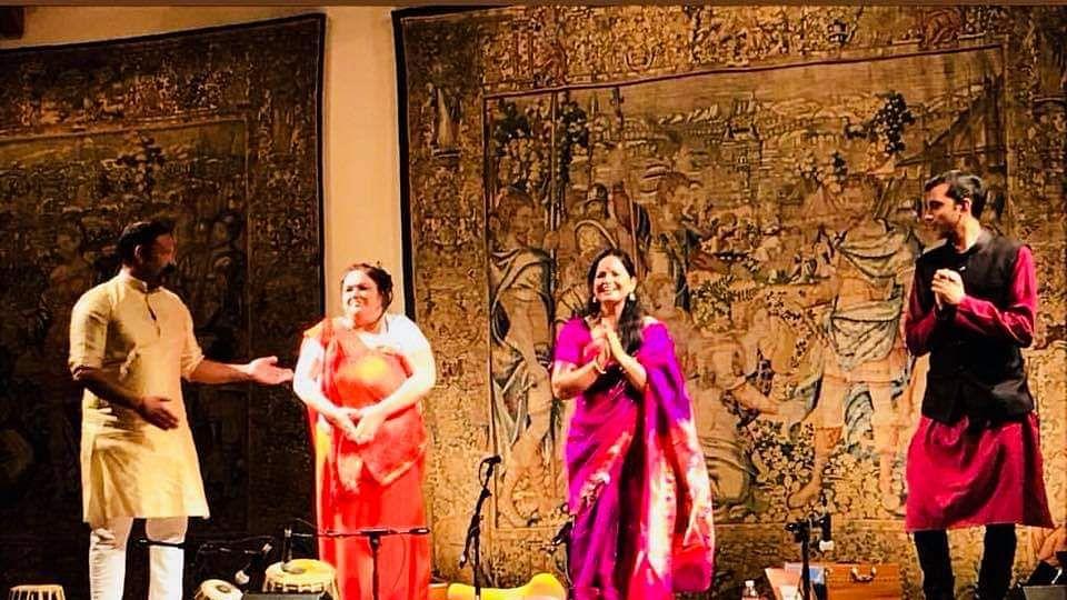 Vidushi Sunanda Sharma  to perform live in Venice, Italy on Saturday
