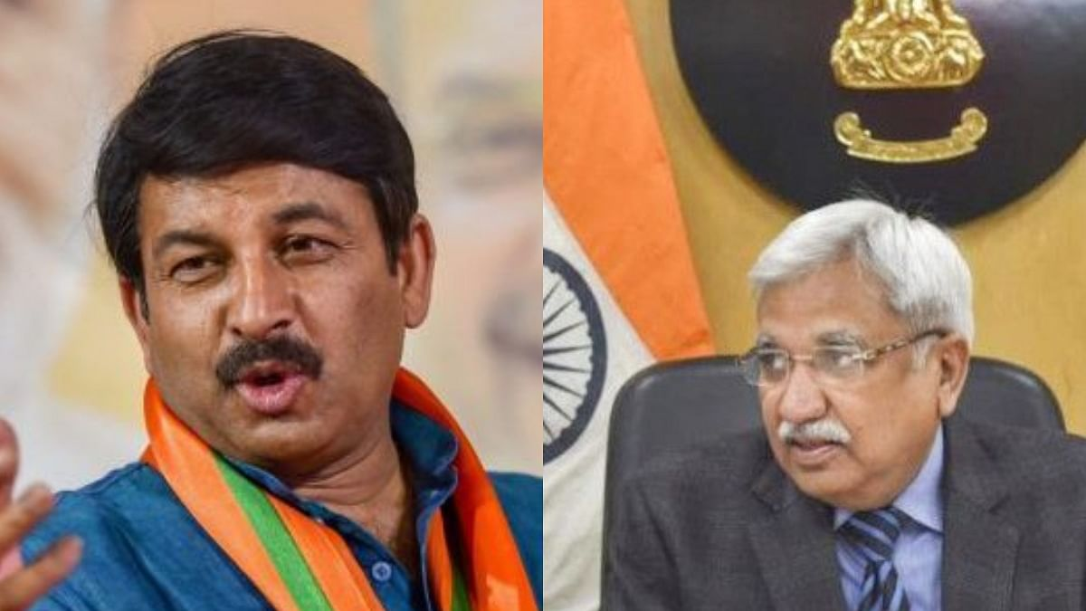 WATCH: Manoj Tiwari announces Delhi election date 2 weeks before EC did