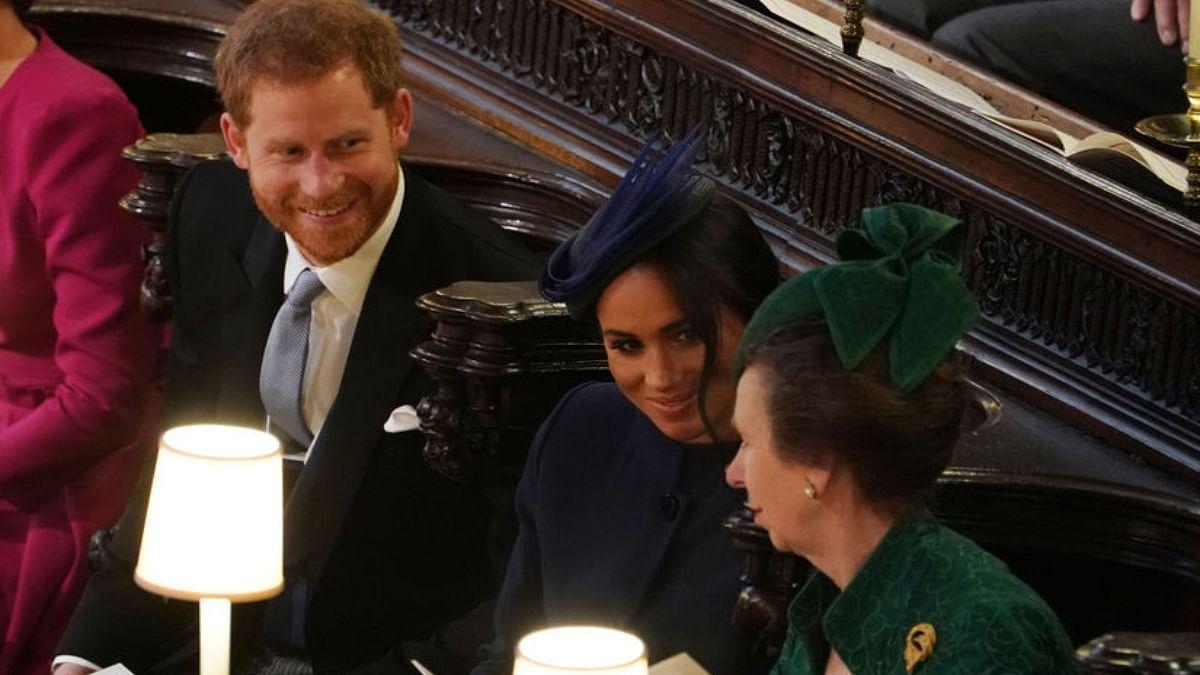 Prince Harry, Meghan to drop 'royal highness' titles