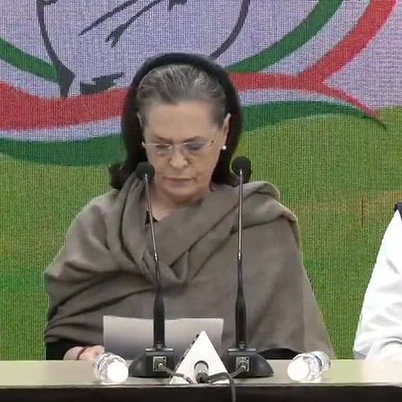 LIVE News Updates: Home Minister Amit Shah should resign, says Sonia Gandhi over Delhi violence