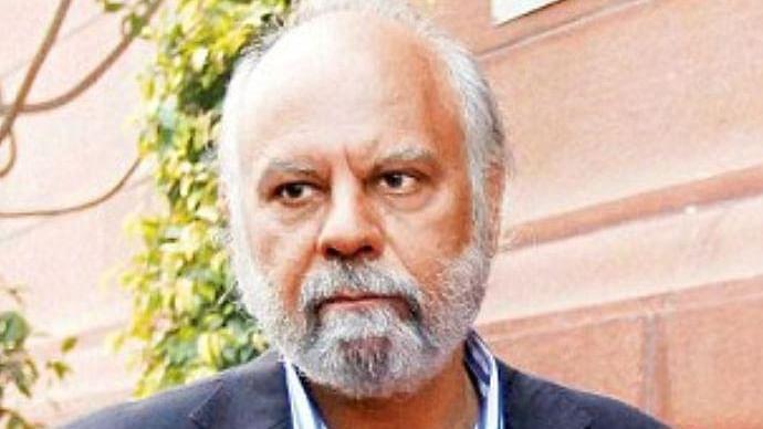 Akali Dal MP Naresh Gujral (PTI Photo)