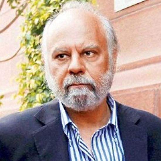 Akali Dal MP Naresh Gujral (PTI Photo)