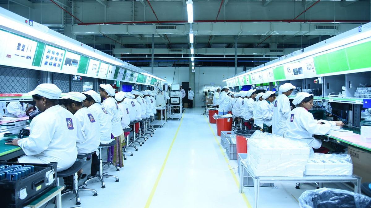Coronavirus: Foxconn denies report of China plant resumption