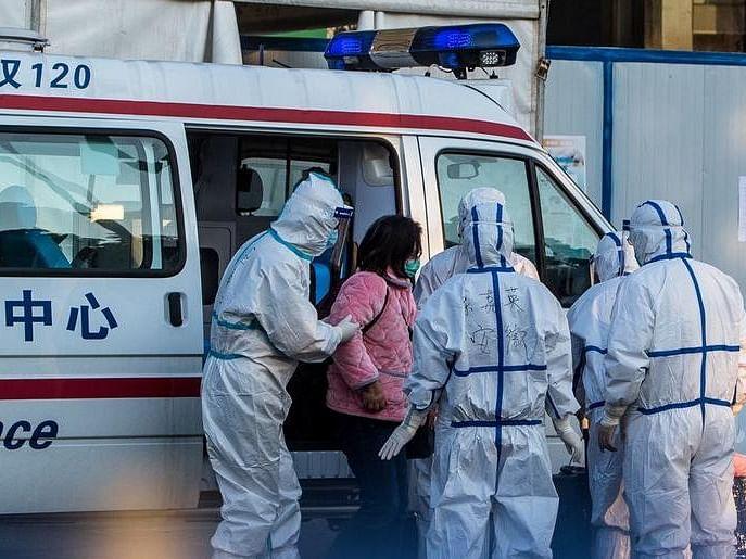 Coronavirus infections skyrocket in China