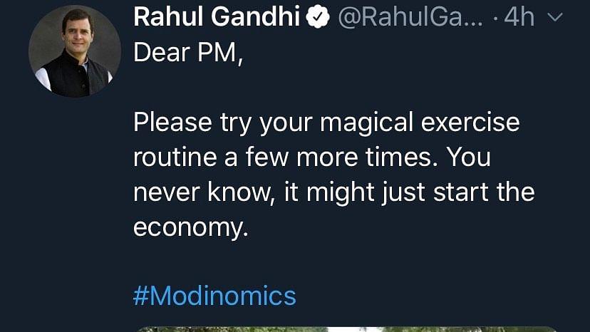 Can PM Modi's fitness regime kickstart the economy? Tweeples jeer union budget
