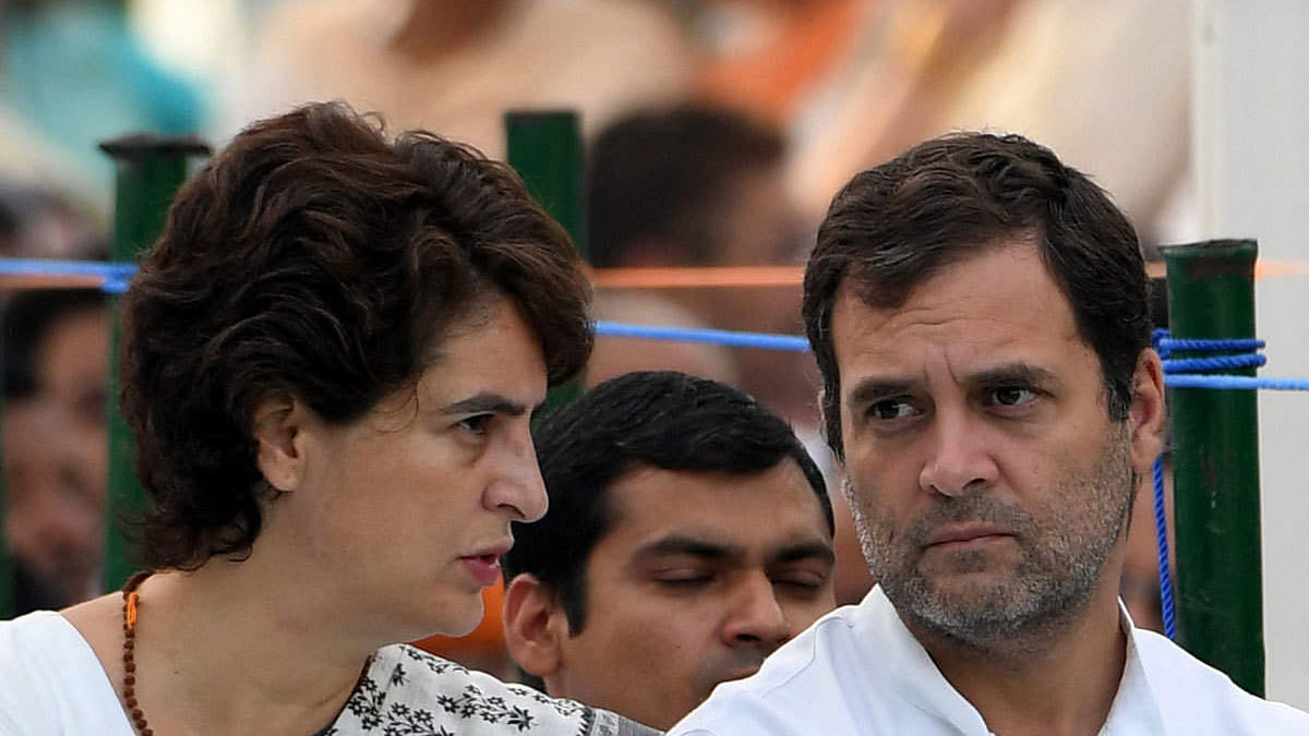 On May Day, Rahul, Priyanka highlight workers' distress amid COVID-19 lockdown