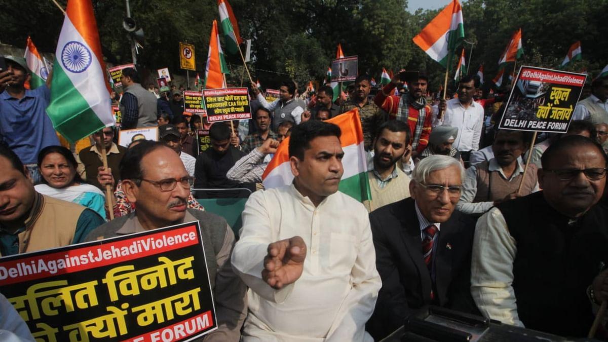 Senior Delhi police officers, BJP leaders named in Delhi riots complaints; no FIR registered