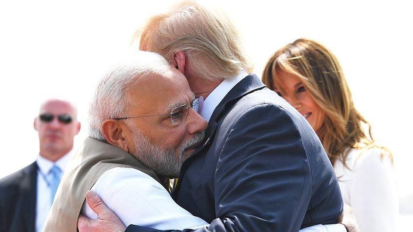 Iltija Mufti: Hi Tea & Namastey Trump while Delhi burns