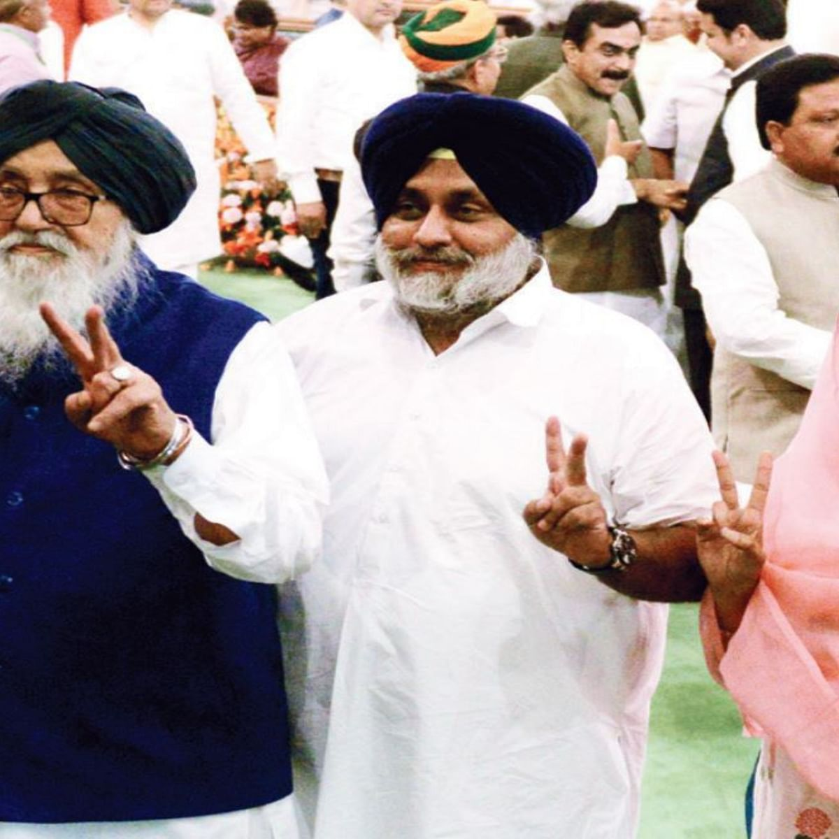 Shiromani Akali Dal mired in an existential crisis