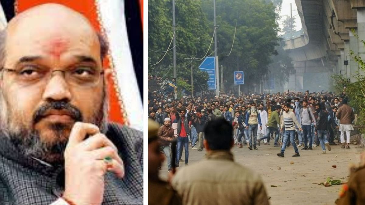 Home Minister Amit Shah must resign for failing to prevent Delhi bloodshed