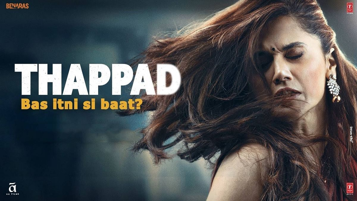Thappad: A slap on the sleeping conscience