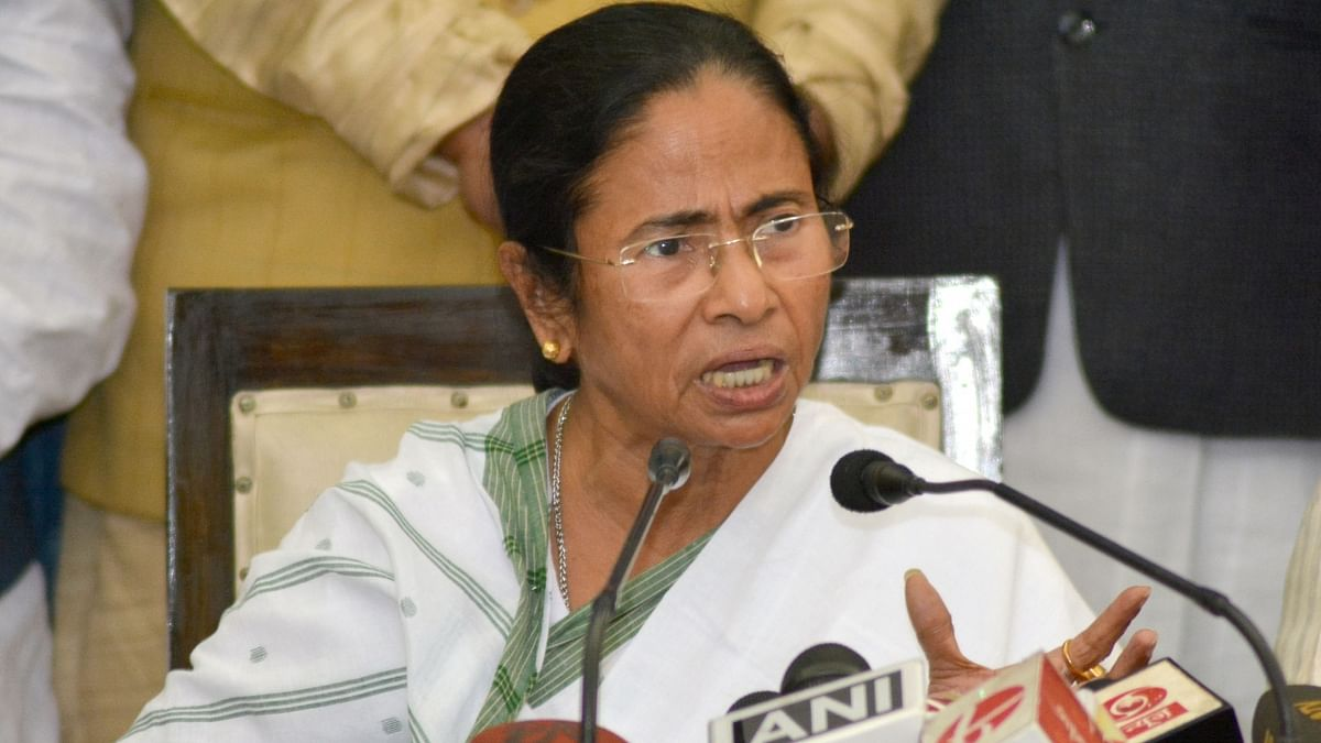 Bengal will drive last nail into BJP's coffin in 2021: Mamata Banerjee