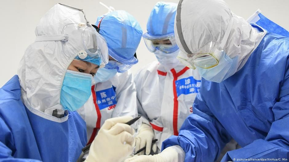 Another virus hotspot surfaces in China: prisons