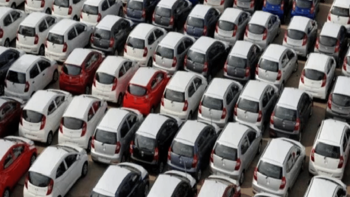 Car sales dipped 8% last month compared to Jan 2019: SIAM