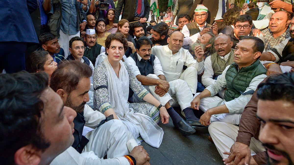 Congress stands in solidarity with Delhiites