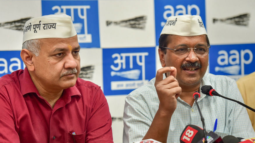 No objection to Kejriwal and Sisodia's presence but best to focus on students, says US Embassy