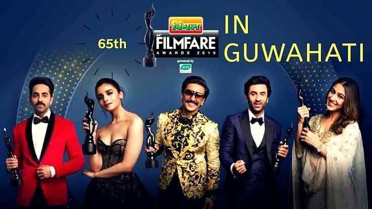 Vidya Balan kickstarts the celebration ahead of  65th Amazon Filmfare Awards 2020