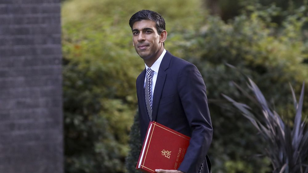 Infosys co-founder Narayana Murthy's son-in-law Rishi Sunak named new Britain's Finance Minister