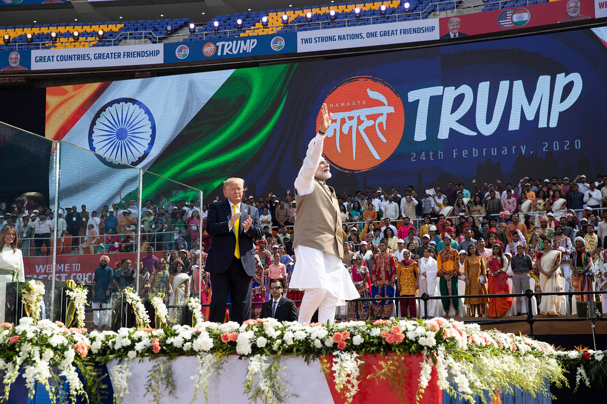 Gujarat government to pick the tab for Trump's visit, not citizens' committee--II