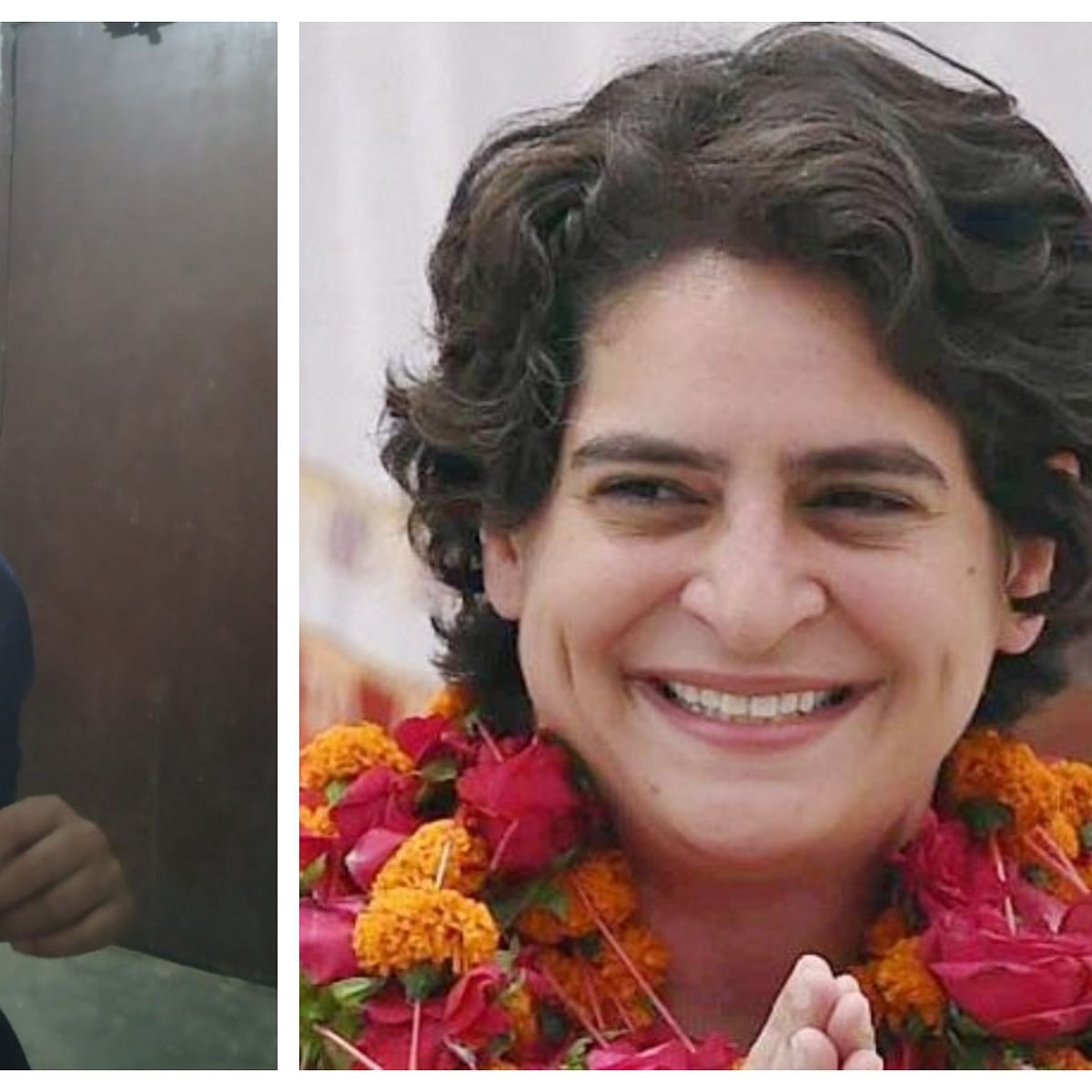 "Priyanka Gandhi to 6-year-old Anabia: ""Be a brave girl always"""