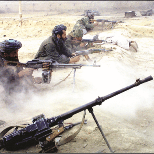 US ramrods the deal in Afghanistan