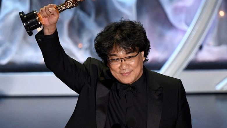 South Korean film director Bong Joon Ho (Photo courtesy: Twitter)