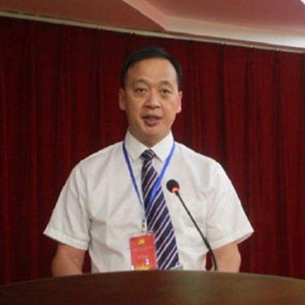 Liu Zhiming, the director of Wuchang Hospital in Wuhan (Photo courtesy: Twitter)