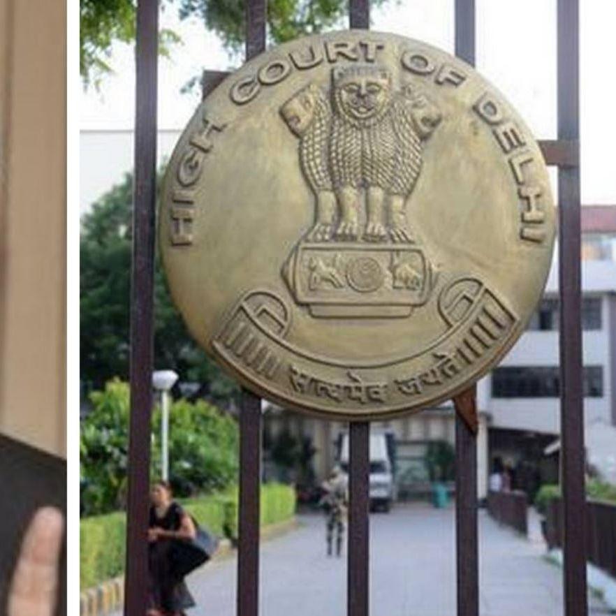 (Left) Justice S. Muralidhar; (Right) Delhi High Court