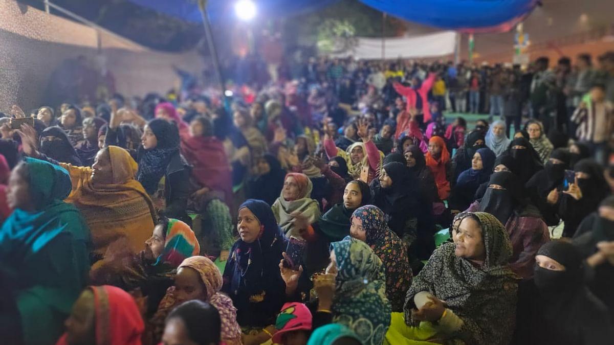 Nizamuddin protest: Delhi Police sends notices to women in an attempt to unnerve protestors