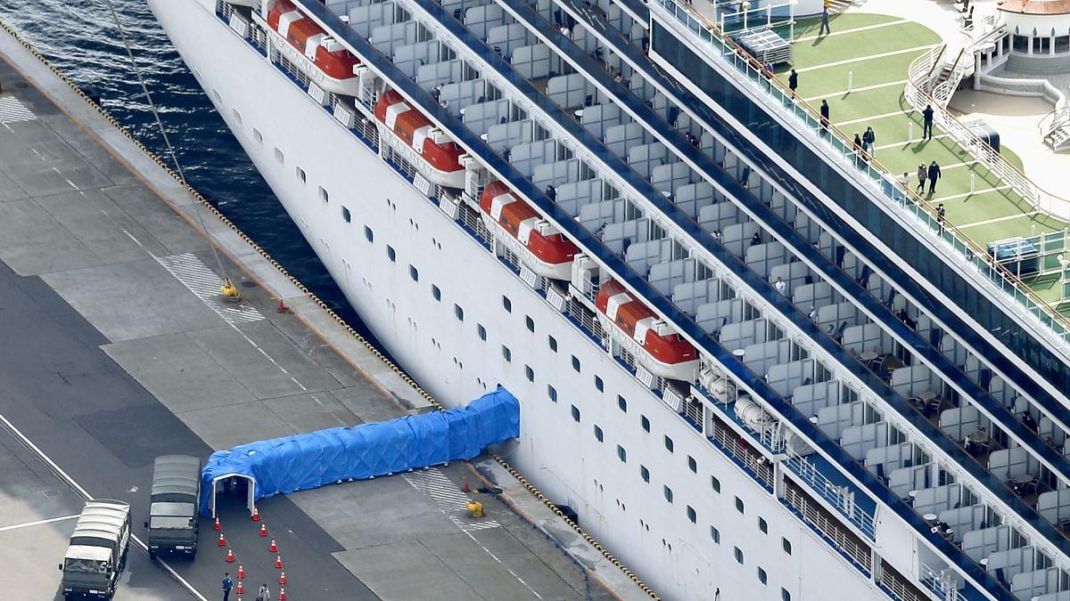 Quarantine on cruise ship led to more Novel Coronavirus cases