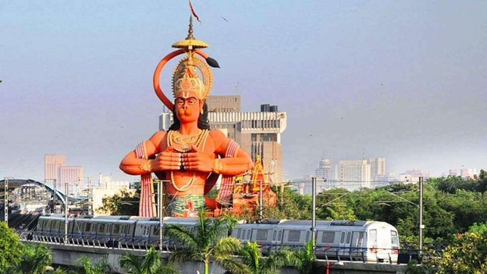 Hanuman & tunnel vision: PM plans a tunnel from home to office
